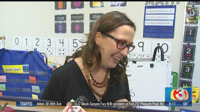 Roxanne Lopez, Mountain View School (Source: 3TV)