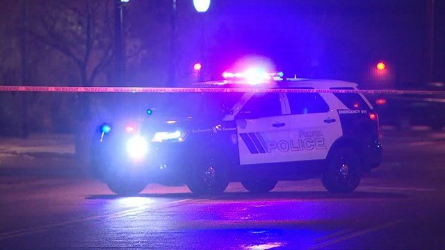 A shooting investigation was underway in Peoria Saturday morning. (Source: 3TV/CBS 5)