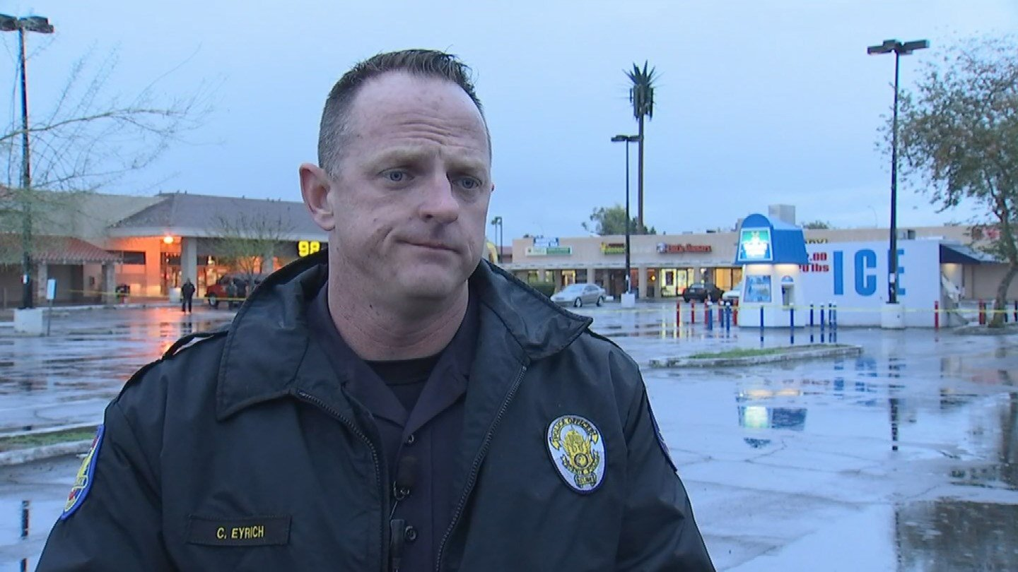Phoenix Police Lt. Chris Eyrich. (Source: 3TV/CBS 5)