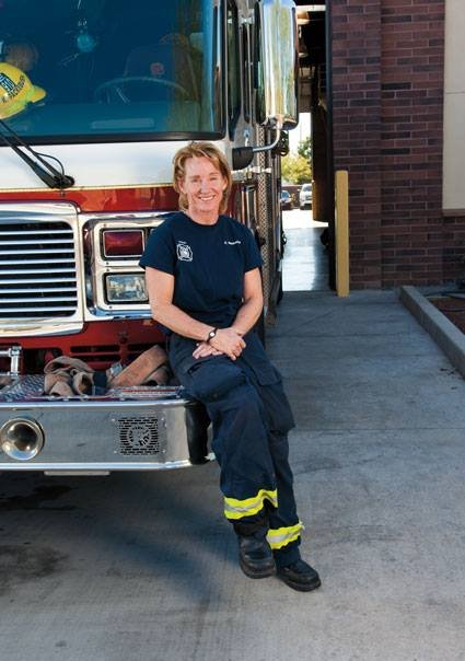 Phoenix Fire Capt. Crystal Rezzonico (Source: United Phoenix Firefighters)