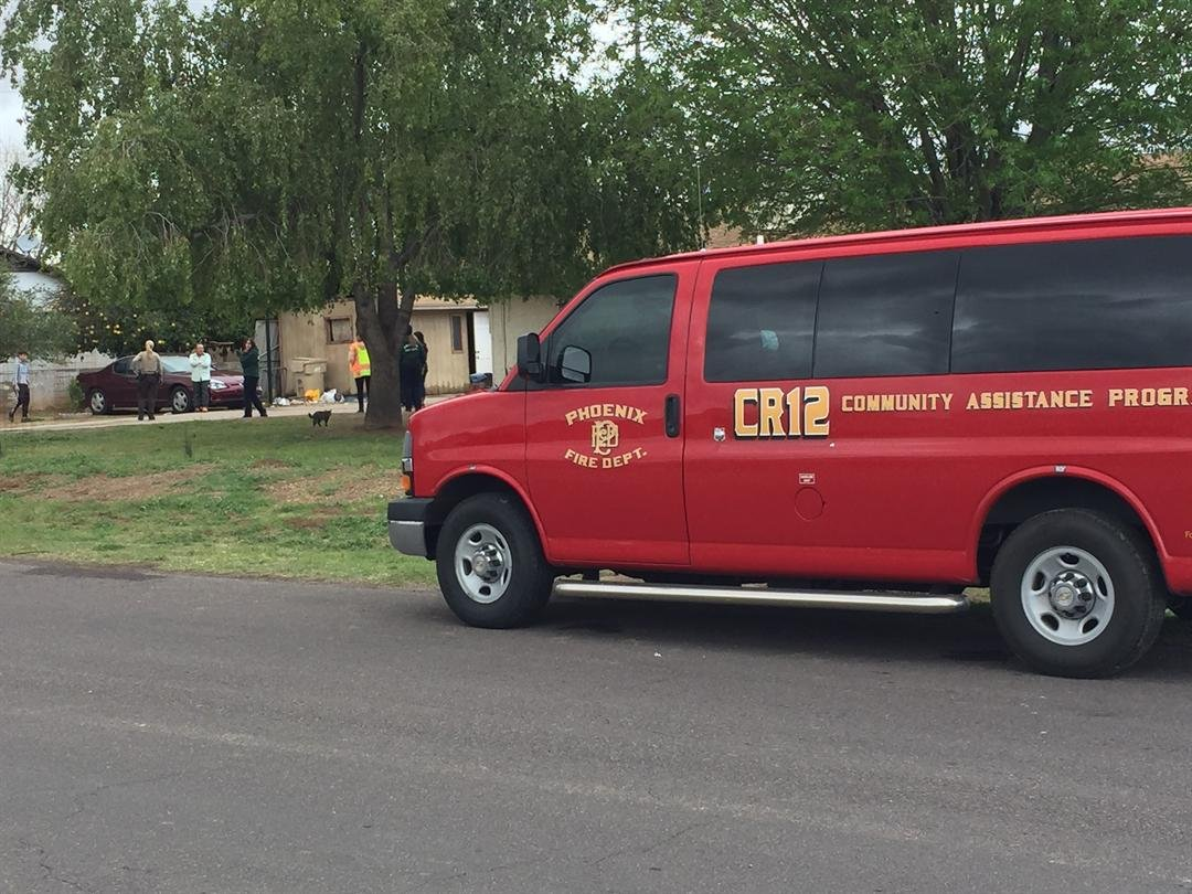 A toddler was found at the bottom of the pool and died at the hospital. (Source: 3TV/CBS 5)