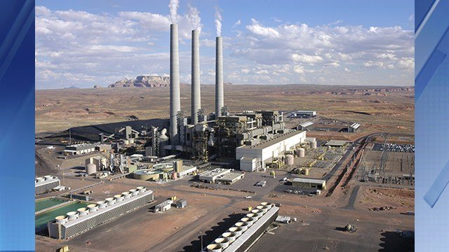 Experts expect rates and supplies will not be affected by the projected shutdown of the Navajo Generating Station in 2019. (Source: Salt River Project)