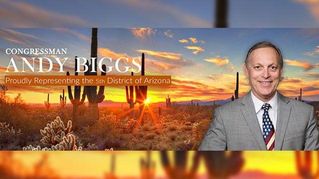 Congressman Andy Biggs (Source: biggs.house.gov)