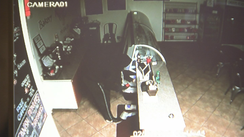 A burglar broke into a new bakery in Phoenix. (Source: 3TV/CBS 5)