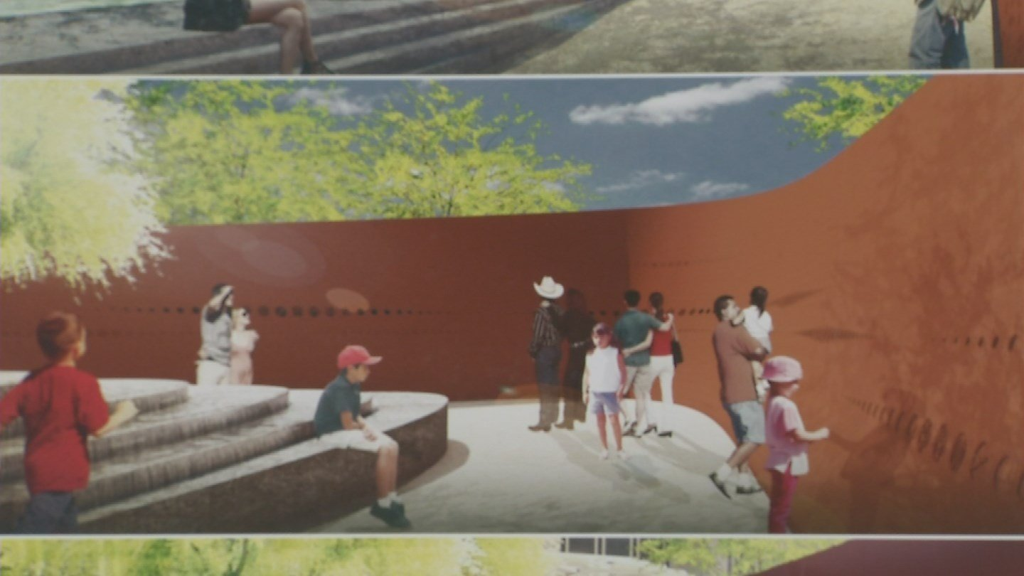 A House panel passed a bill that would help fund the Tucson memorial marking the mass shooting there in 2011. (Source: 3TV/CBS 5)