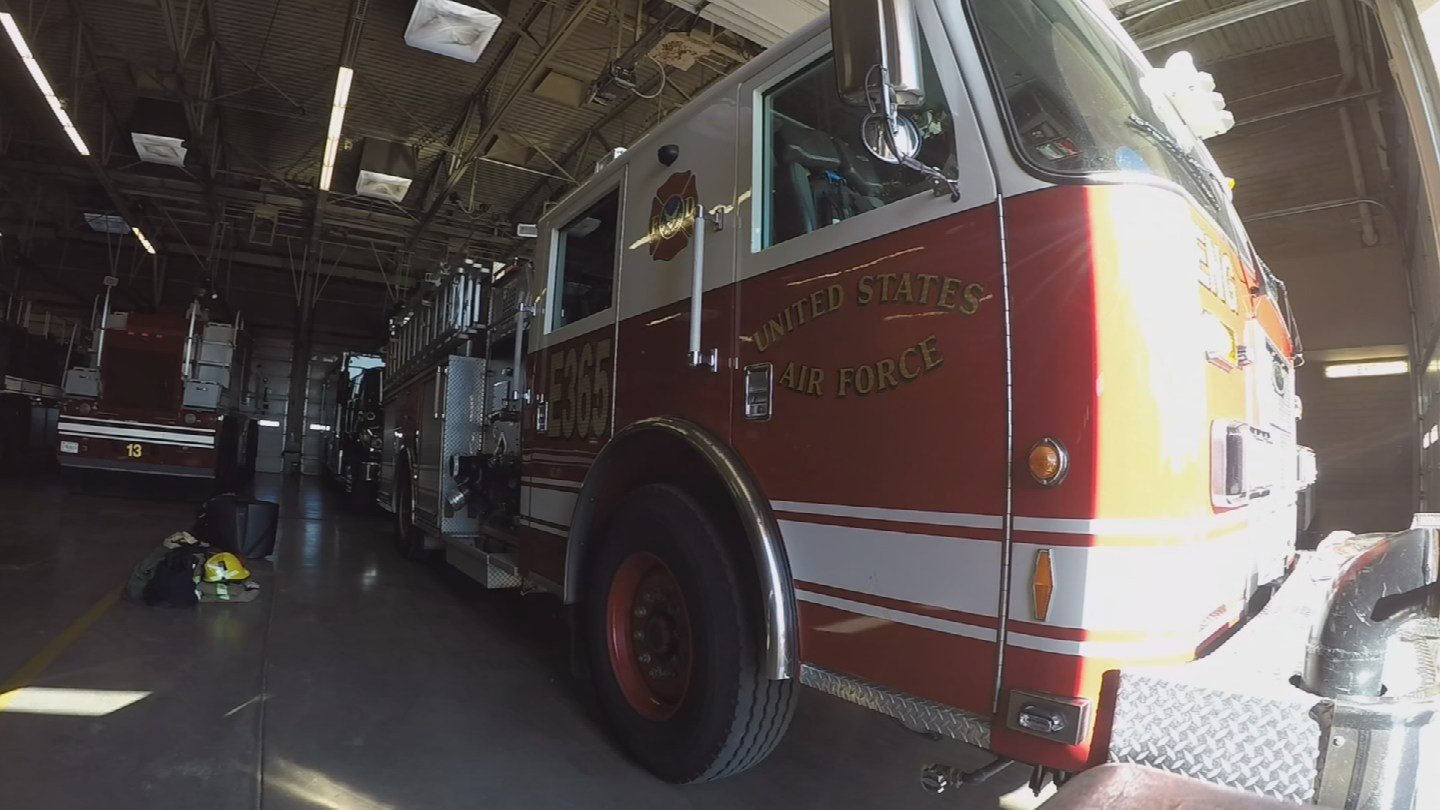 Recently, the fire station received a several $100,000 renovation, thanks to Fighter Country Partnership. (Source: 3TV/CBS 5)