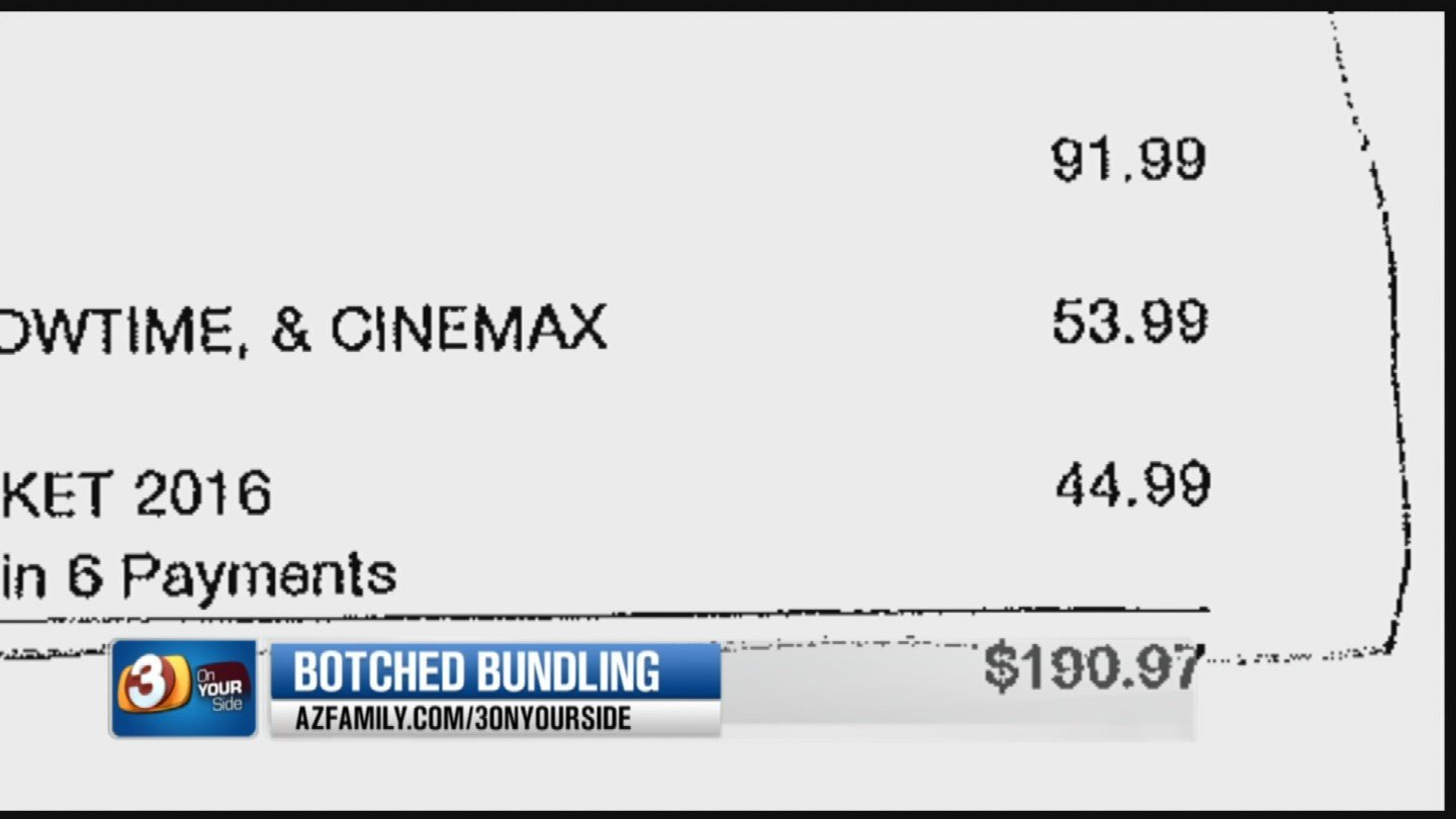 All those charges sure added up. (Source: 3TV/CBS 5)