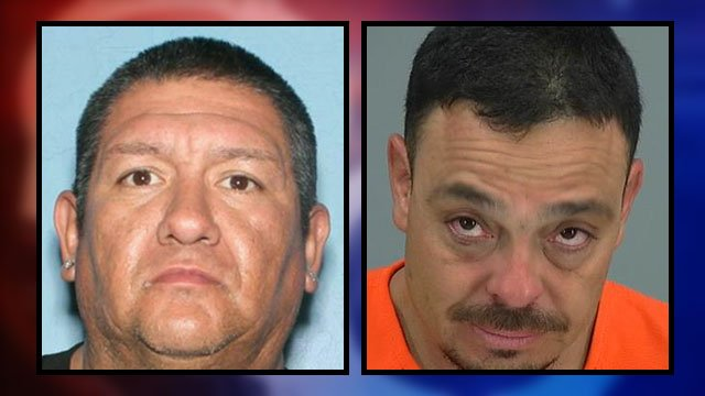 Gilbert Torres (left) and Michael Mata.(Source: Casa Grande Police Department)