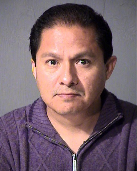 Booking photo of Ruben Sandoval, owner of the facility. (Source: Maricopa County Sheriff's Office)