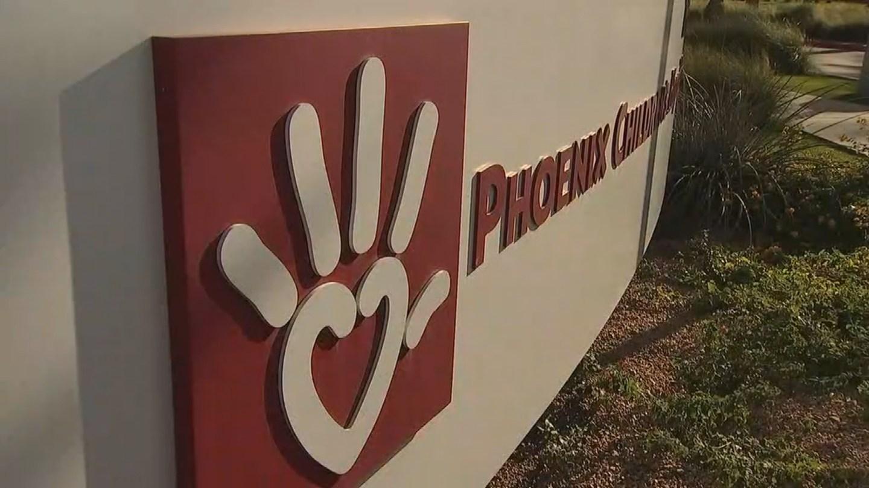 Jordan is at Phoenix Children's Hospital. (Source: 3TV/CBS 5)