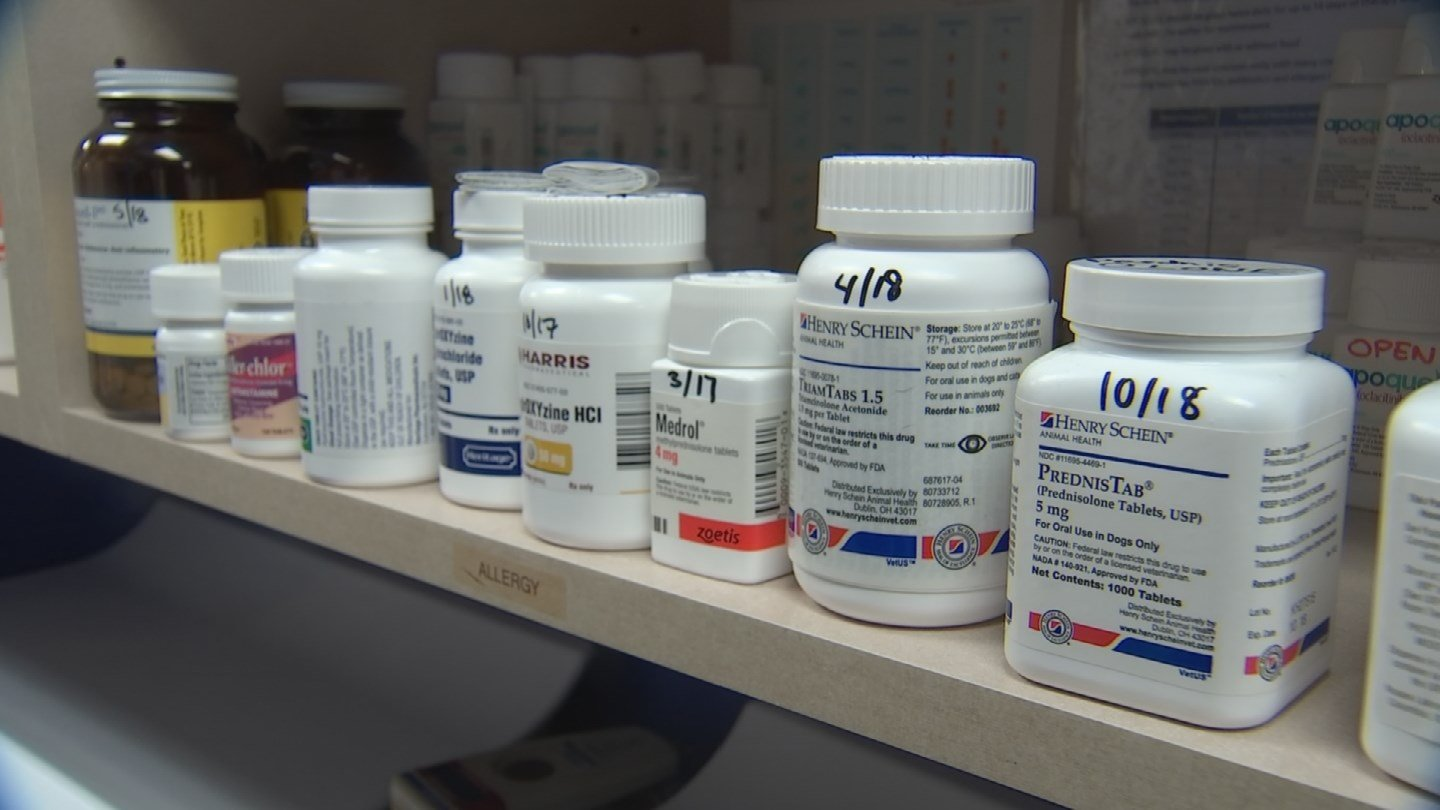 Tramadol is a powerful drug used to relieve pain from broken bones, surgery and cancer; and it is equally effective for both humans and pets. (Source: 3TV/CBS 5)