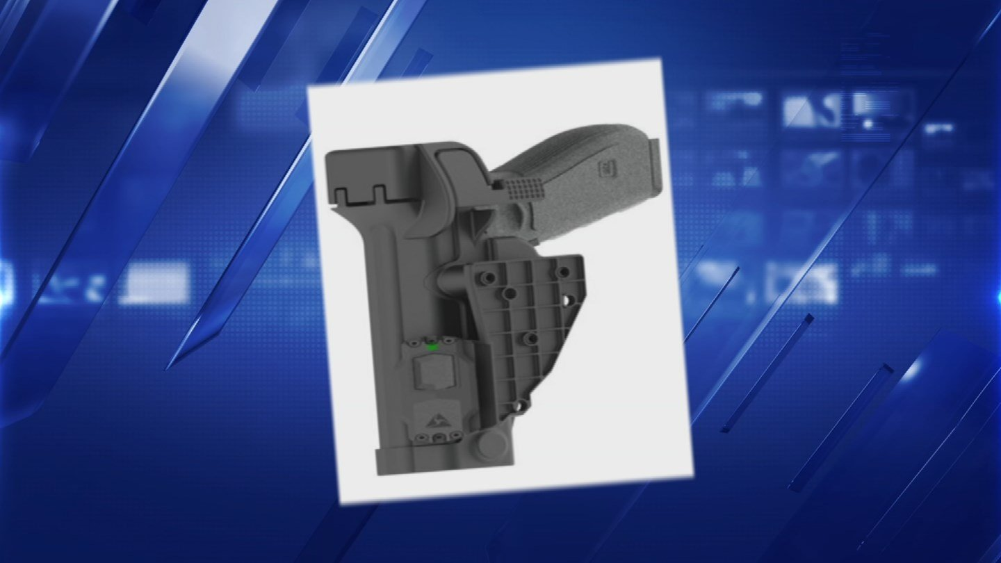 The Signal Sidearm not only turns on the body-worn camera of the officer who drew the weapon, but also engages any Taser-brand body cameras within 30 feet. (Source: 3TV/CBS 5)