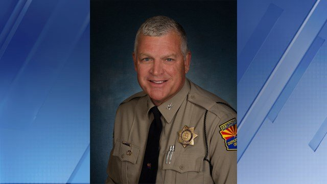 Colonel Frank Milstead (Source: Arizona Dept. of Public Safety)