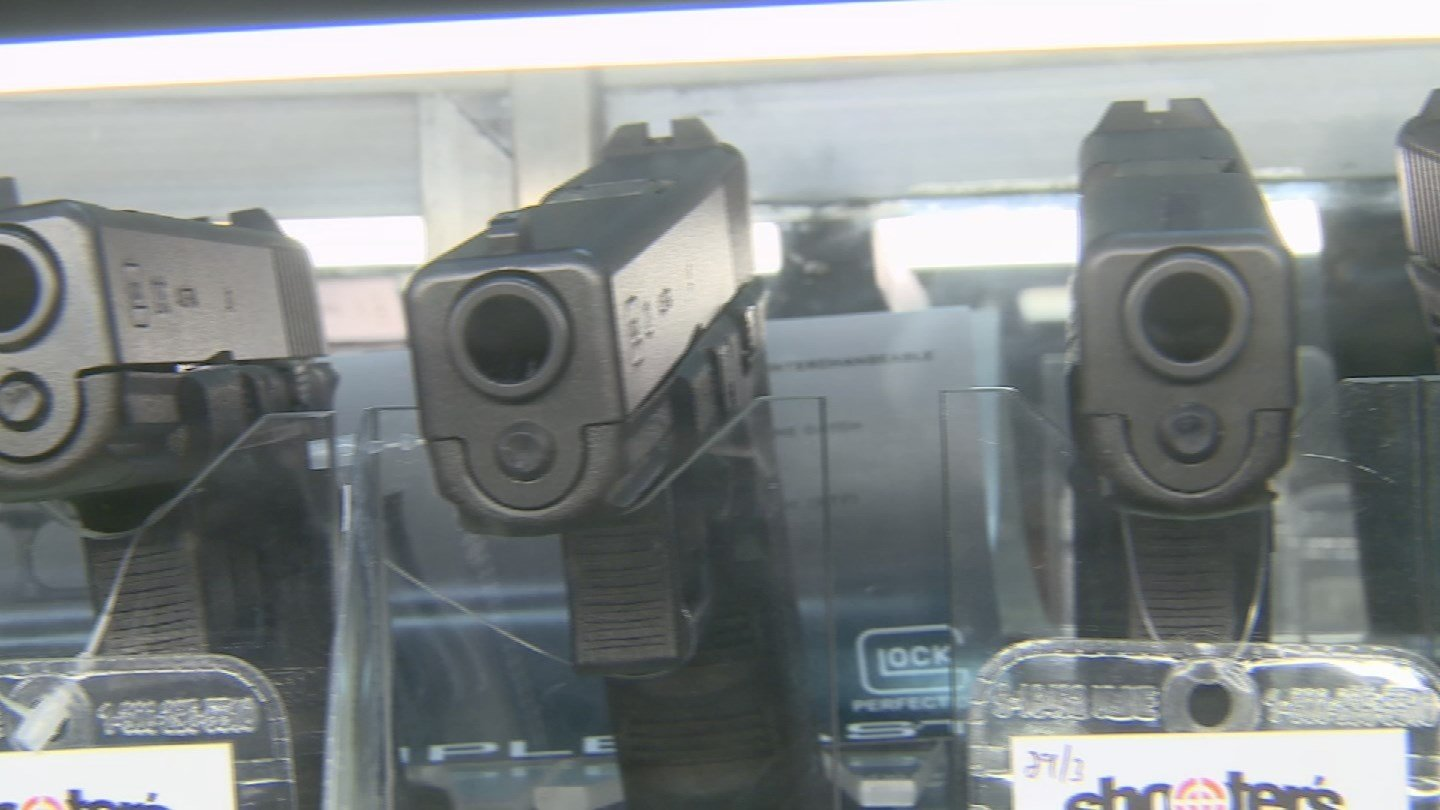 A couple of gun bills passed a Senate committee. (Source: 3TV/CBS 5)