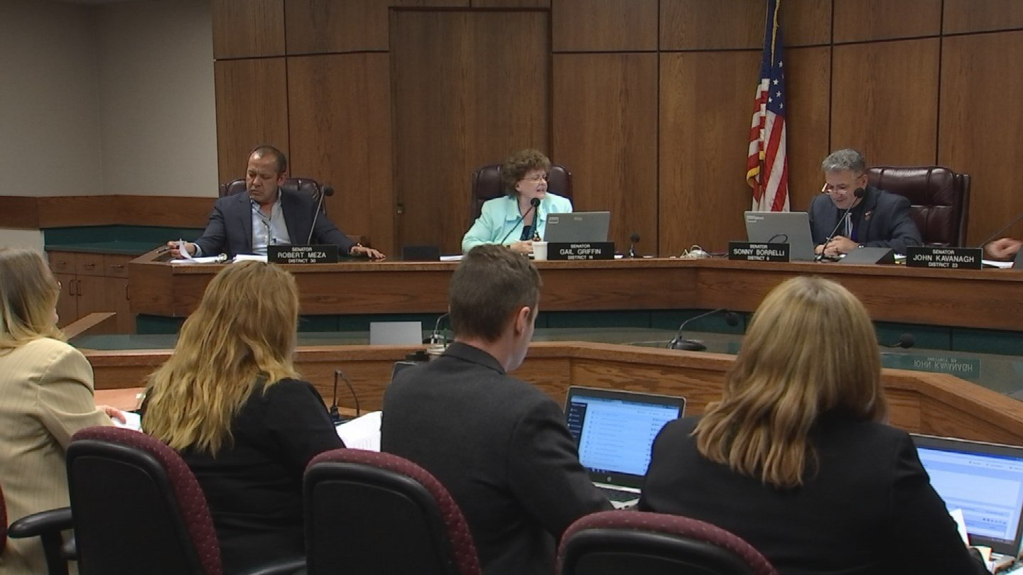 The Senate Government Committee approved HB 2287, which critics say weaken laws that prohibit random and celebratory gunfire. (Source: 3TV/CBS 5)