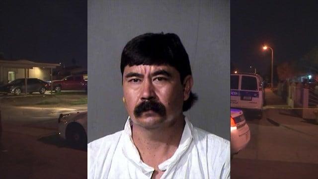 Jaime Silerio-Orozco, 45 (Source: Maricopa County Sheriff's Office)