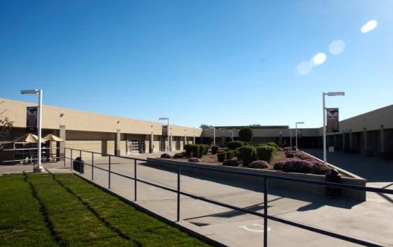 Sunrise Mountain High School (Source: Google)