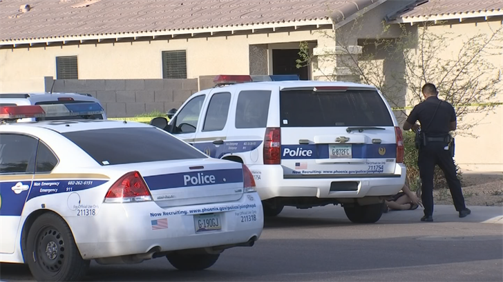 A teen girl was taken to the hospital after police said she shot herself, police said. (Source: 3TV/CBS 5)