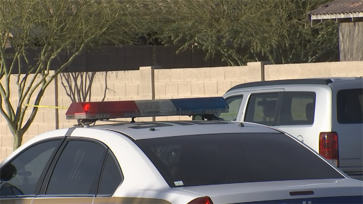 She was alert and conscious when she went into surgery, police said. (Source: 3TV/CBS 5)