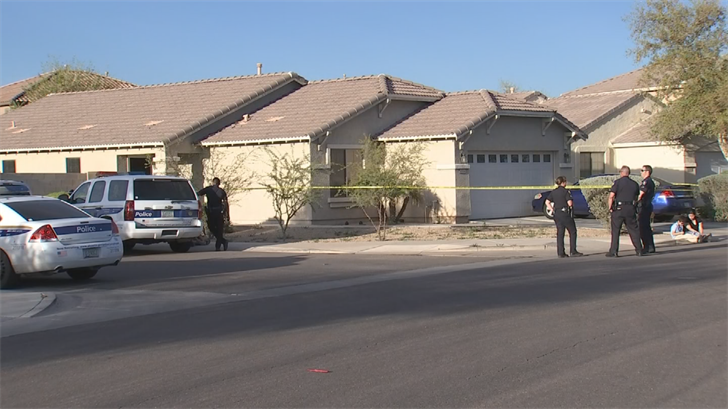 Her mother and an older brother were home at the time of the shooting. (Source: 3TV/CBS 5)