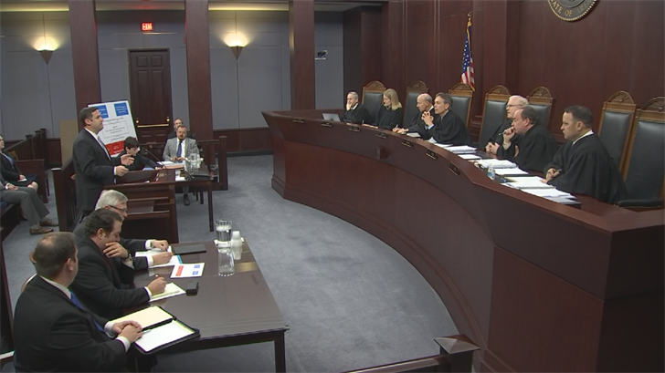 The Arizona Supreme Court will soon decide whether the state's minimum wage increase should be thrown out. (Source: 3TV/CBS 5)