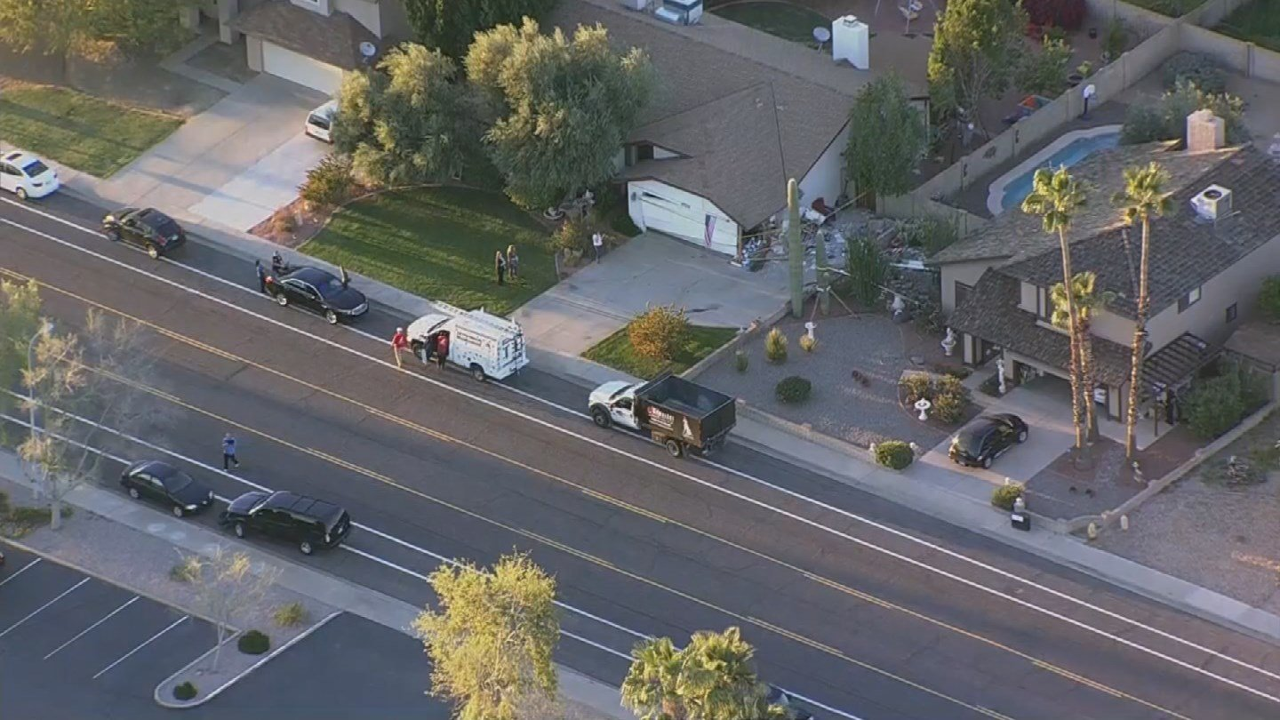The truck driver was arrested. (Source: 3TV/CBS 5)