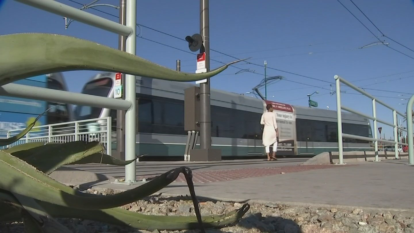 There will soon be more security at some light rail stops. (Source: 3TV/CBS 5)