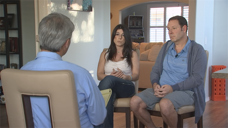 The Coopers said it's their mission now to help veterans get the right care they need. (Source: 3TV/CBS 5)