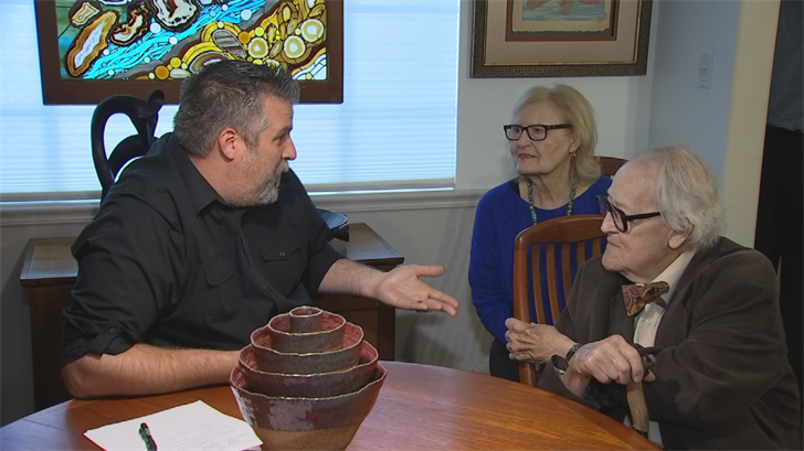 A local nonprofit is helping families dealing with Alzheimer's find strength. (Source: 3TV/CBS 5)