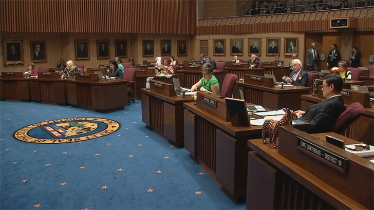 Proposed legislation would lengthen state senators terms. (Source: 3TV/CBS 5)