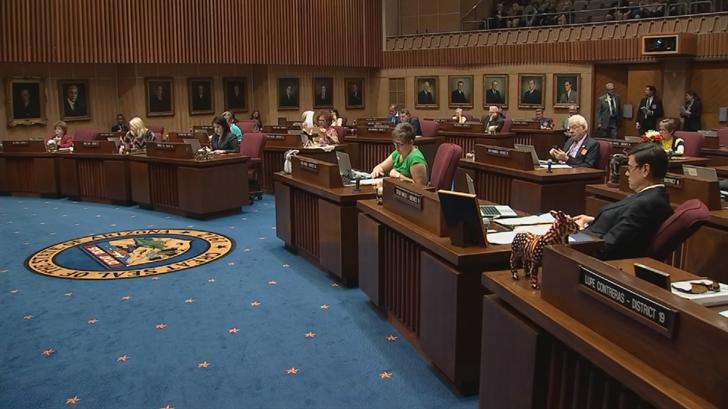 Proposed legislation would lengthen state senators terms. (Source: 3TV/CBS 5)