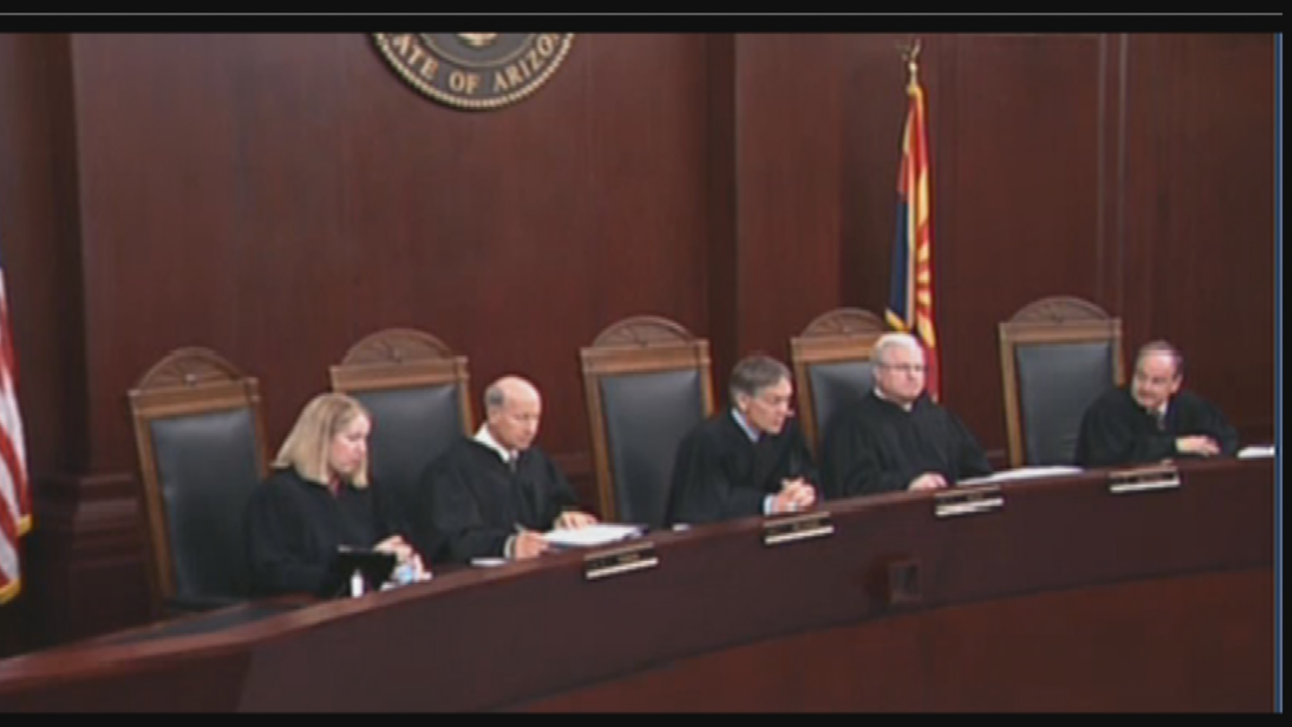 The Arizona Supreme Court last month overturned a 15-year-old law that allows no bond for accused child sex offenders. (Source: 3TV/CBS 5)