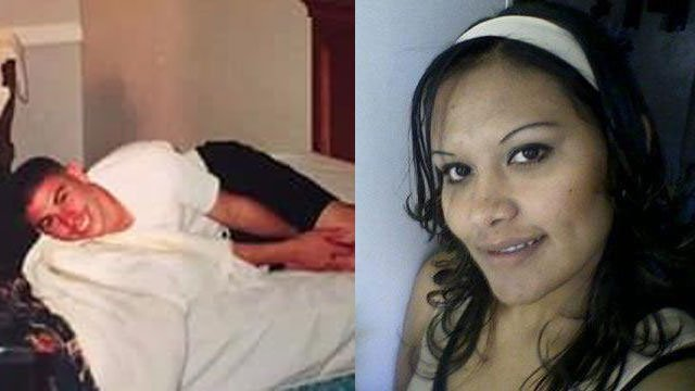 Mark Reynosos, 34, and Maria Desantiago, 28 (Source: GunMemorial.org)