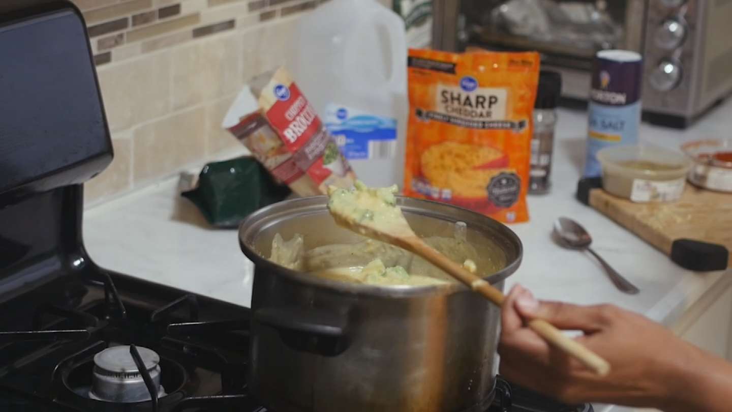 Souping is a hot new trend for consumers to help them be healthy. (Source: 3TV/CBS 5)