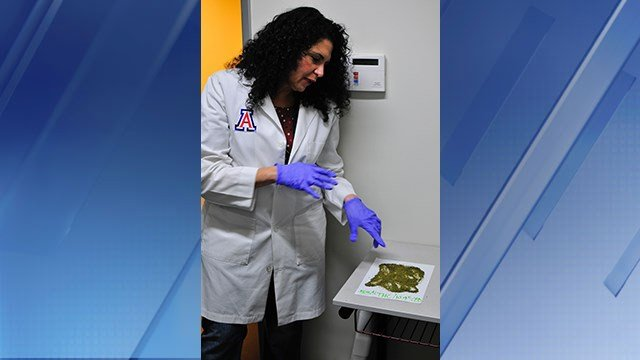 Dr. Sue Sisley is upset over the medical marijuana she received from the feds. (Source: 3TV/CBS 5)