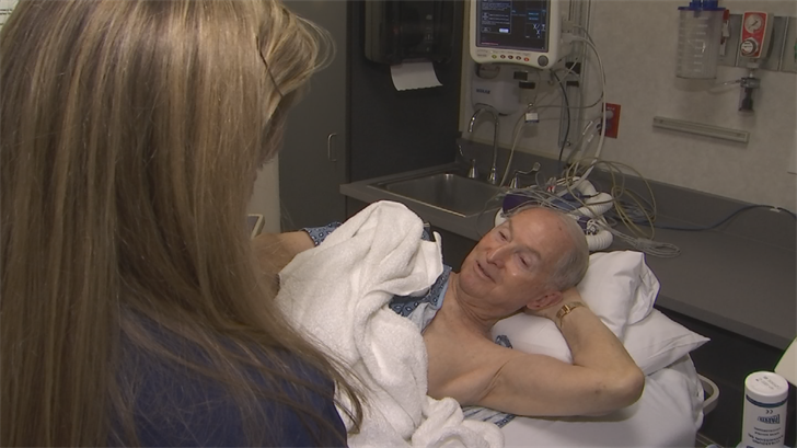 That Navigator service is now a routine part of care at Abrazo Arizona Heart Hospital. (Source: 3TV/CBS 5)