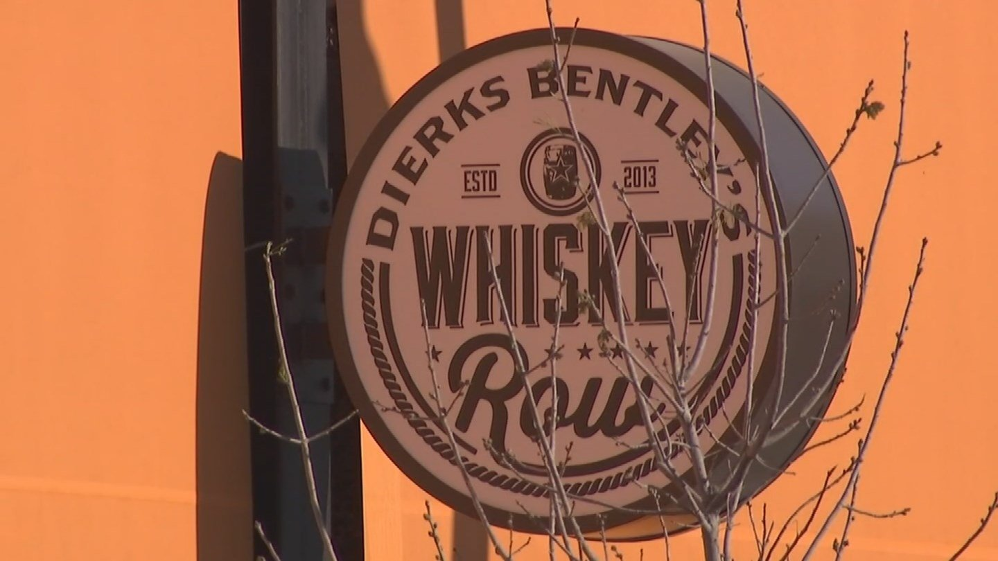 Dierks Bentley's Whiskey Row - Gilbert said on its Facebook page that it will be hosting a military appreciation event in the near future. (Source: 3TV/CBS 5)