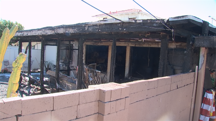 A deadly townhouse fire in Scottsdale was ruled accidental. (Source: 3TV/CBS 5)