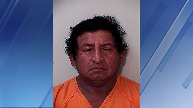 Roberto Lajpop-Mateo. (Source: La Paz County Sheriff's Department)