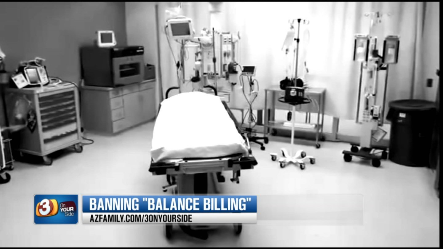 Senate Bill 1441 will provide a venue for patients to resolve balance billing issues like the one Wallinger was stuck with. (Source: 3TV/CBS 5)