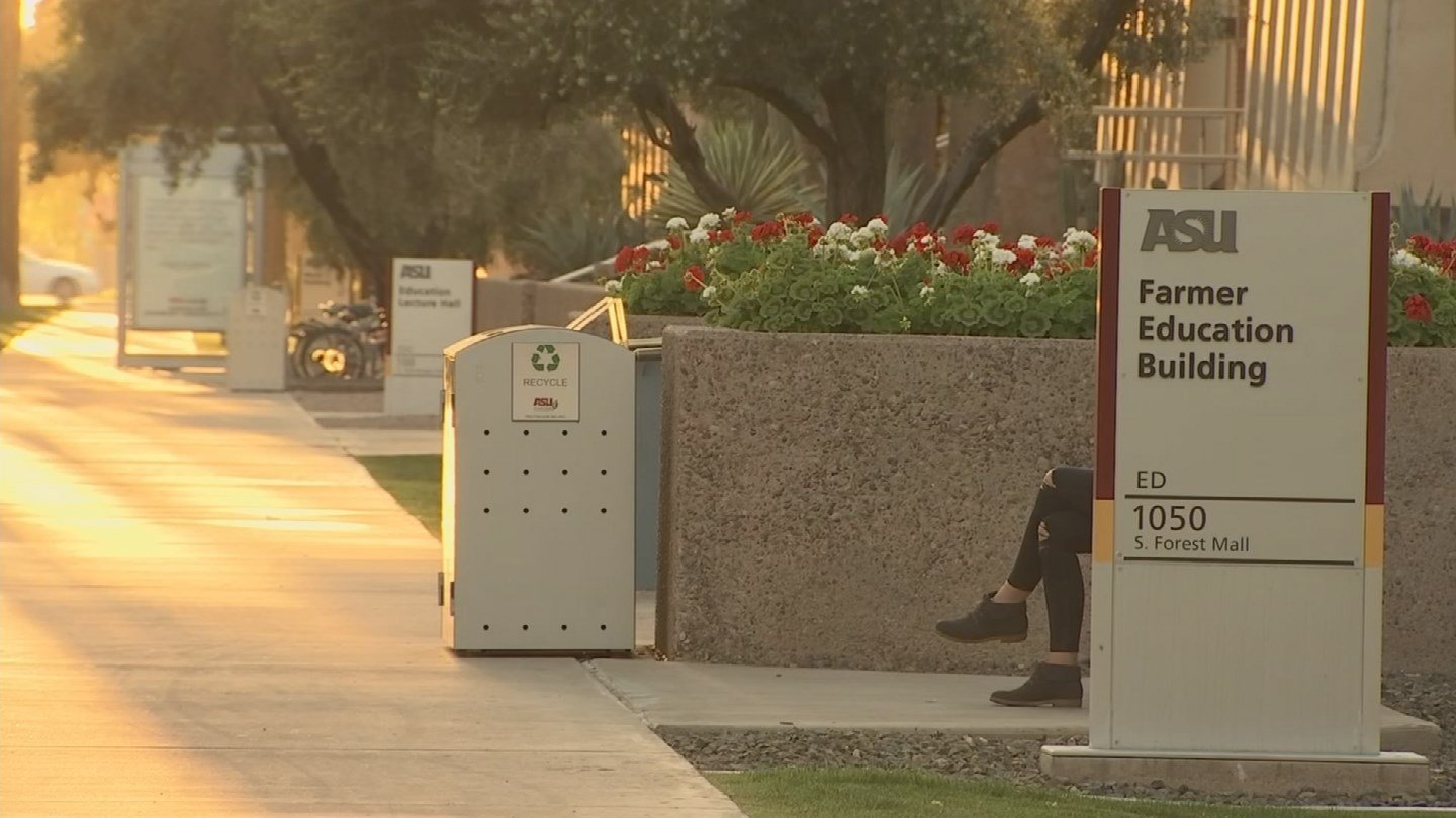 More than 35,000 students in Arizona alone could see a grant, supplemental to the Pell Grant, cut. (Source: 3TV/CBS 5)