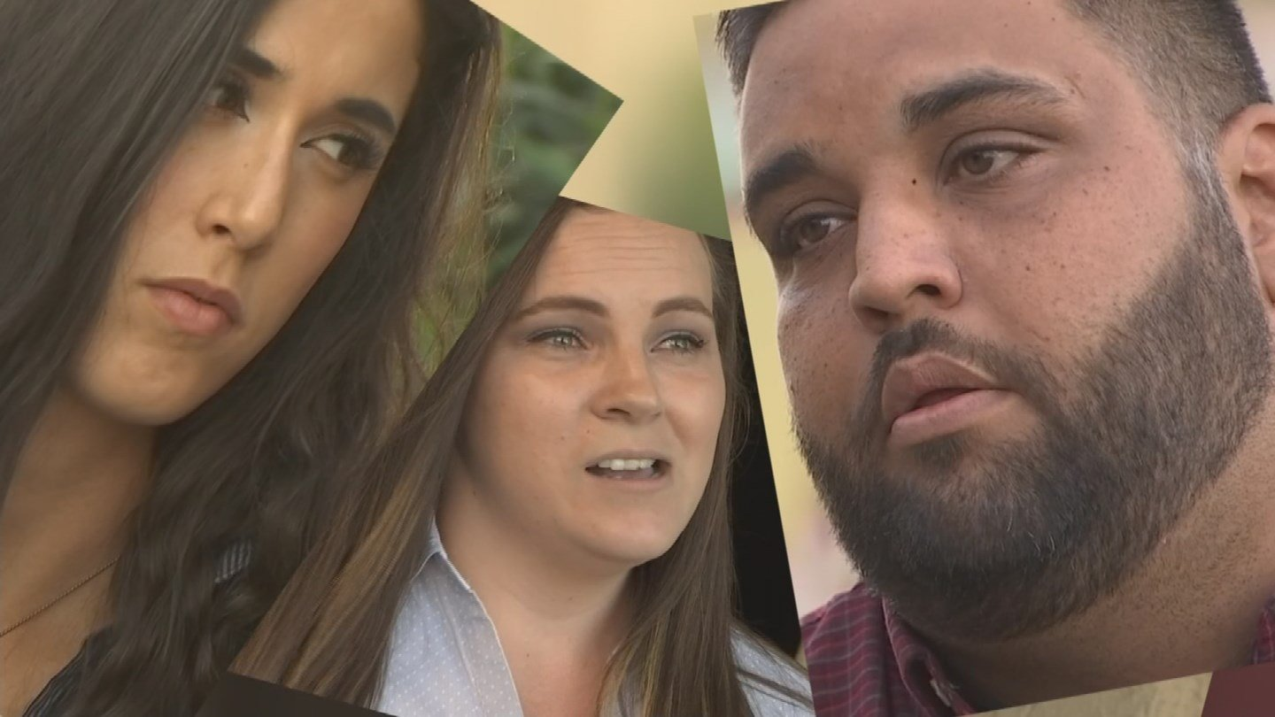 Some college students and former college students are speaking out against the cuts to college grants. (Source: 3TV/CBS 5)