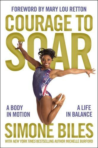 Biles hope other girls relate to her book. 'I go through the same problems they go through.' (Source: Amazon.com)