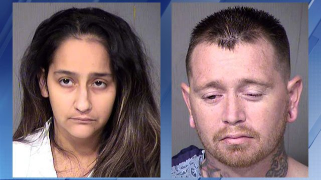 Wendy Lavarnia, 28, and Kansas Lavarnia, 31 (Source: Maricopa County Sheriff's Office)