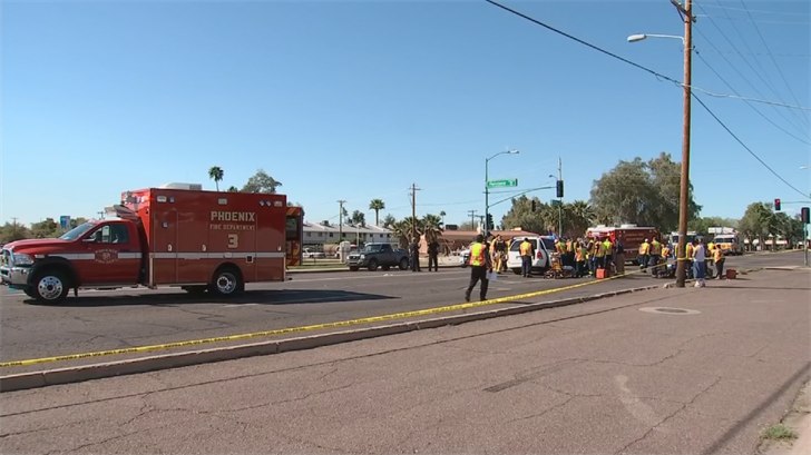 The crash had already taken the life of a 17-year-old girl. (Source: 3TV/CBS 5)