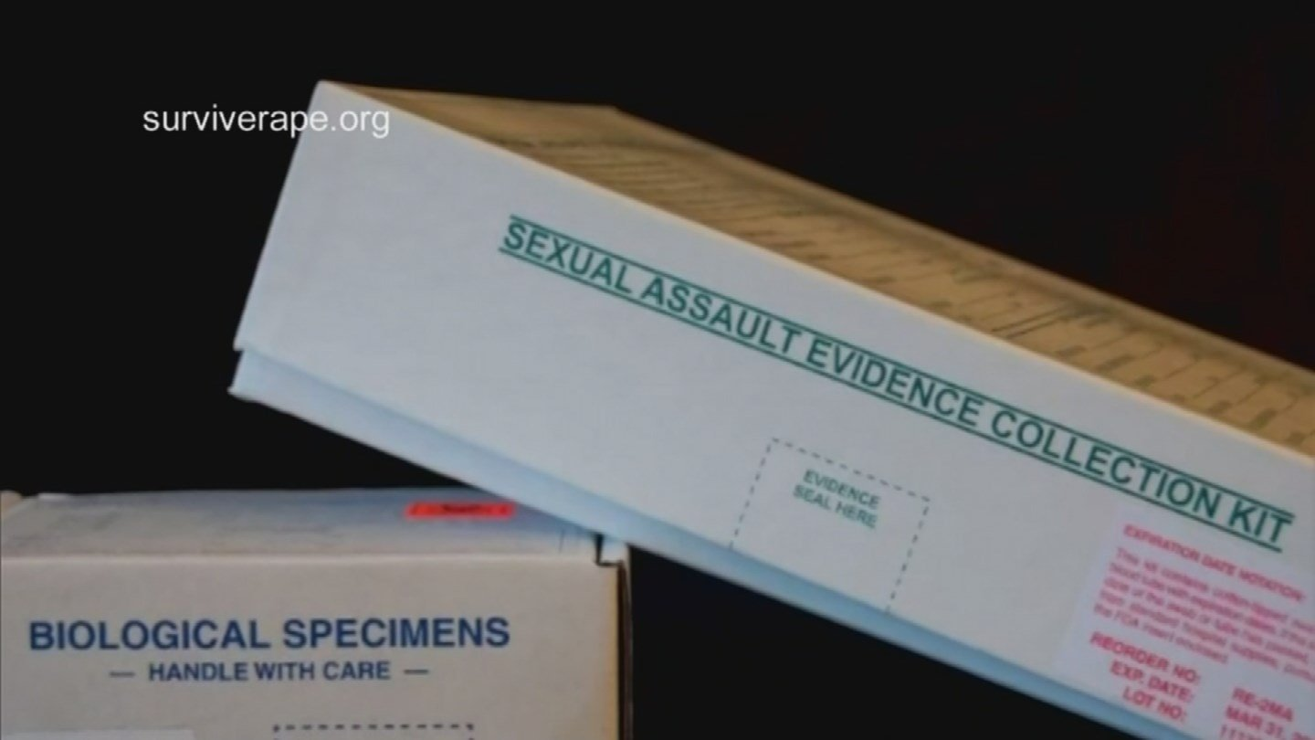 'It is estimated that there are hundreds of thousands of untested rape kits across the United States,' according to EndTheBacklog.org. (Source: 3TV/KPHO)