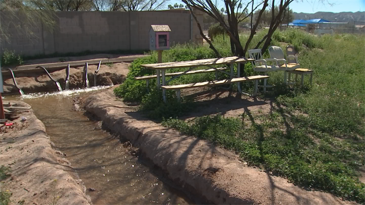 Millions of dollars in funds are still needed to get the project where it needs to be. (Source: 3TV/CBS 5)