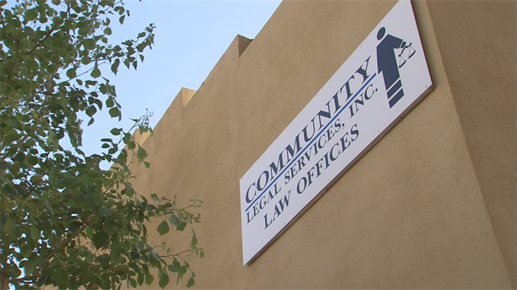 Community Legal Services, Inc. is at risk of losing about 75 percent of its budget under the president's proposal. (Source: 3TV/CBS 5)