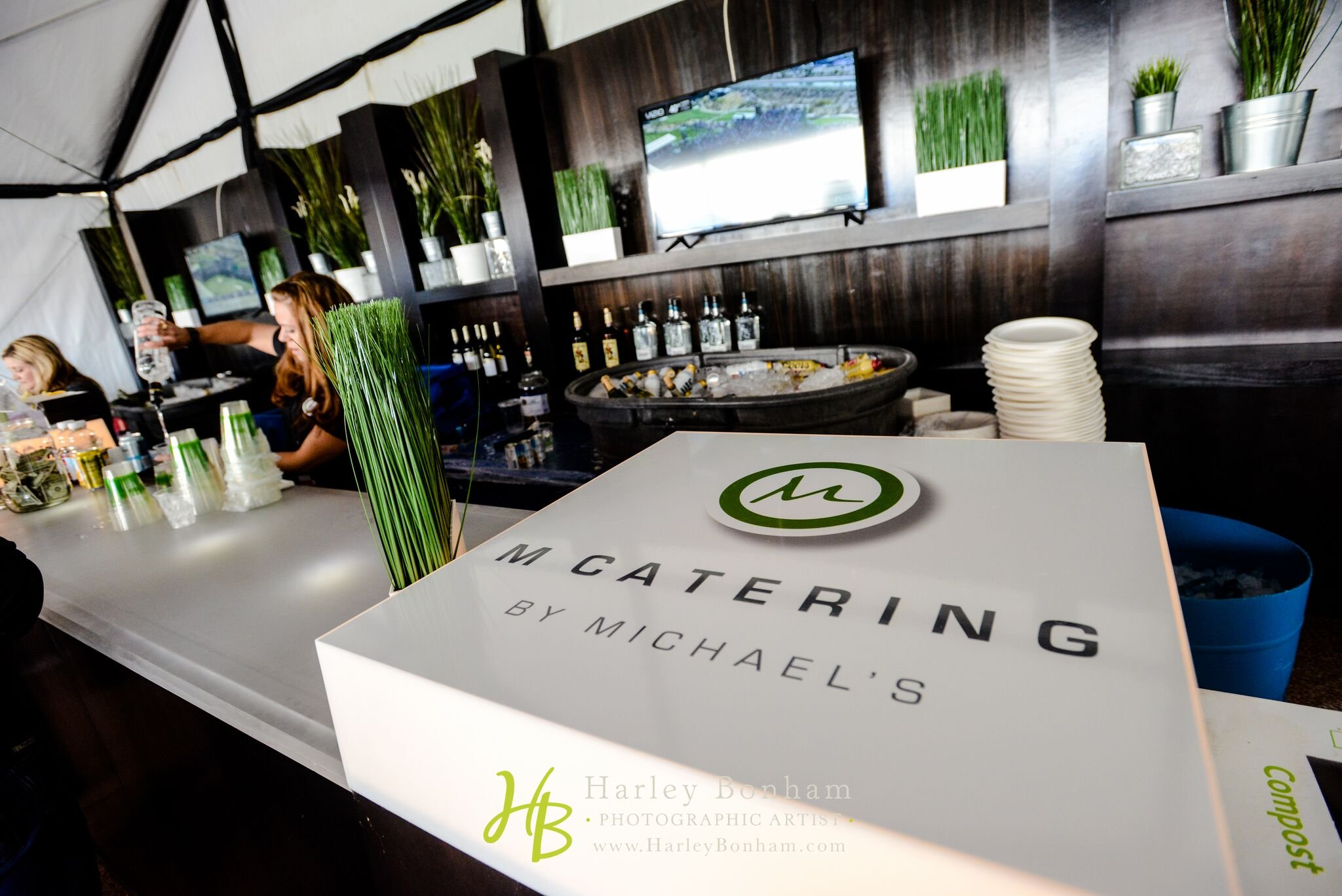 M Catering by Michael's will be designing the menu for the NCAA Final Four games in Glendale. 24 March 2017 [Source: M Catering by Michael's]