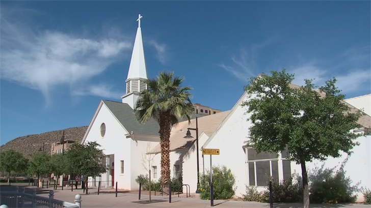 The First Congregational United Church of Christ is Tempe's oldest church. (Source: 3TV/CBS 5)